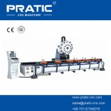 Cnc-Schweißens-Drehbank-Prägebohrmaschine - Pratic Pza-4500s