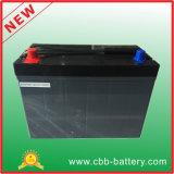 la batterie exempte d'entretien du cycle 12V100ah profond avec le gel ou l'UL d'acide de plomb de la CE a reconnu