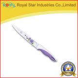 Cuchillo de cocina del acero inoxidable del cuchillo de la cuchilla de la calidad del OEM
