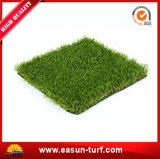 Césped artificial de la hierba para la decoración y ajardinar del jardín de azotea