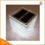 Nueva Solar LED de luz de camping IP65 resistente al agua Linterna solar plegable