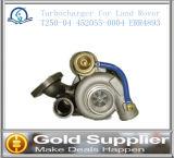 Turbocompresseur de pièces d'auto 452055-0004 Err4893 pour Land Rover T250-04