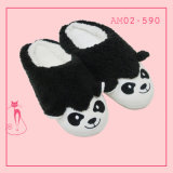 New Winter Warm Cartoon Cute Pig Indoor Chaussures Casual Chaussons