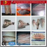 Désosseur de découpage des filets de poissons de machine de découpage de poissons de machine de poissons élevés de production avec du ce