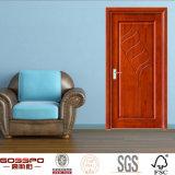 Estilos de madera interiores de la puerta de la frente interno americana del estilo (GSP8-013)