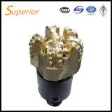 Vente chaude 12 matériel Drilling de corps en acier de morceau de 1/4 pouce PDC de Chine