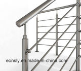 Indoor&Outdoorの柵のためのステンレス鋼の手すりの塀