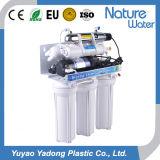 Système domestique de RO d'épurateur de l'eau avec l'étalage et la lumière UV