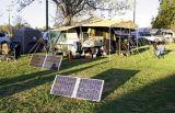 Ся наборы 20W солнечных светов солнечной системы туризма солнечные