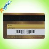 Cartão de associação de PVC Cartão de faixa magnética