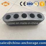 Bloque de cemento pretensado Anchorage de la primera clase hecha en China