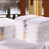 ホテル/ホーム綿の浴室/表面/手/ビーチタオル