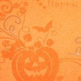 3mm & 5mm Laser 100% Polyester Placemat voor de Decoratie van Halloween