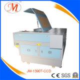 Macchina durevole del laser Cutting&Engraving con la Tabella del favo (JM-1390T-CCD)