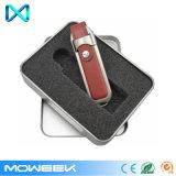 個人化された革USBのフラッシュ駆動機構USBの棒