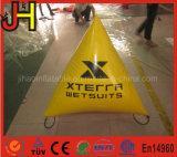 Boya inflable de la seguridad del triángulo para la venta