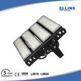 5 iluminação brilhante super da inundação do diodo emissor de luz da garantia 100W 200W do ano