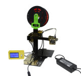 상승 공가 구조 비용 효과성 소형 휴대용 Fdm 2 바탕 화면 3D 인쇄