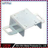 Hoja de metal estampadas OEM ángulo de ayuda de soporte metálico