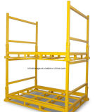 Cremalheiras de aço Stackable Foldable do Stillage
