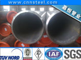 Tubulação de aço sem emenda com alta qualidade