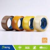 BOPP Packung-Band-Rolle mit Brown-/gelbem Acrylkleber