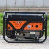 Генератор газолина электричества молчком 2kw 168f выхода мощьности импульса зубробизона охлаженный воздухом для домашнего цены генератора пользы 2kVA