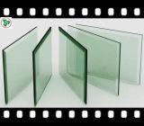 3mm-19mmの明確な浮遊物のCe/ISO9001の緩和された建物ガラス