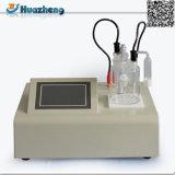 Água culombiométrica de Hzws-2 Karl Fischer Ppm no medidor da umidade do petróleo