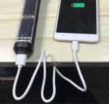Linterna salvavidas al aire libre Emergency de la energía solar de la antorcha de múltiples funciones (SYSG-517)
