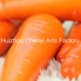 New Artificial Gemüse sind gefälschte Obst Karotten zum Verkauf