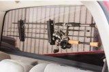Support de canne à pêche d'acier inoxydable avec des cuvettes de surgeon pour le transport facile