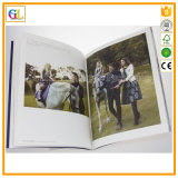Catalogo Softcover su ordinazione nella stampa di colore completo