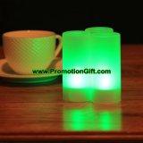 Luz recargable del té del LED