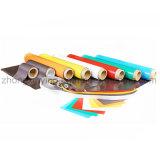 Magnete di gomma variopinto personalizzato del PVC, magnete molle