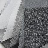 Doppio tessuto scrivente tra riga e riga di fusione punteggiato legato termico del Nonwoven del poliestere