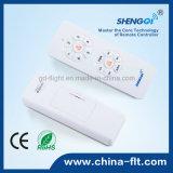 ventilador de techo sin hilos de la conversión de frecuencia de 220V RF teledirigido