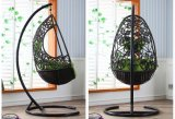 Новая вися мебель ротанга стула 2017 &Swing, корзина ротанга (D006)