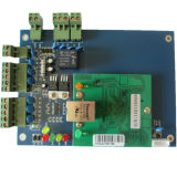 TCP / IP Wiegand26 Red puerta independiente Access Controller