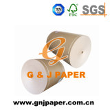 Papier de boisseau de bonne qualité utilisé pour la production de papier de tube