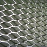 構築は拡大された金属の網を使用した