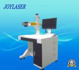 Máquina de grabado del metal de la máquina de la marca del laser del CNC de la fibra