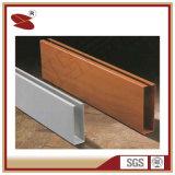 Plafond en aluminium environnemental de cloison de matériau de construction de couche de poudre de fournisseur de la Chine
