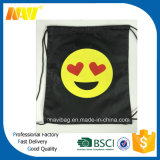 Form netter Emoji Drawstring-Beutel-Rucksack