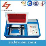가벼운 가이드 격판덮개의 Laser 점은 바가지 Laser 조각 기계 대나무 Laser 조각 기계를 미끄러진다