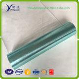 Tissu r3fléchissant d'isolation de la chaleur, isolation de clinquant, papier d'aluminium résistant au feu tissé