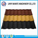 입히는 금속 기와 30 년 긴 서비스 기간 Linyi Wante 각종 색깔 돌