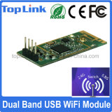 Módulo de red WiFi a 11AC 433Mbps 2.4G / 5,8 g de doble banda Embedded USB
