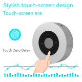 Haut-parleur portatif sans fil de Bluetooth de clé ronde de contact mini