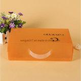 カスタムペットプラスチックハンドルの折るボックス